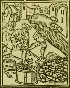 medieval charcoal burners