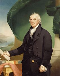 george clinton, vice president, governor of New York
