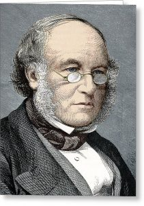 Sir Rowland Hill, Postal Service, Stamp