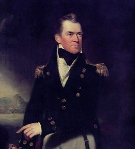 Captain Sir George Ralph Collier, 1st Baronet