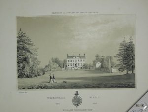 Thelwall Hall
