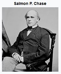 Salmon P. Chase, politician