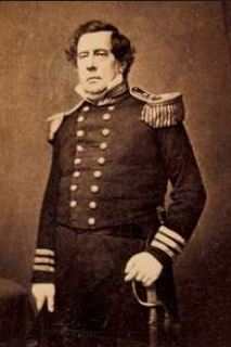 Commodore Matthew Calbraith Perry