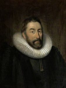 Sir Walter Pye of The Mynde
