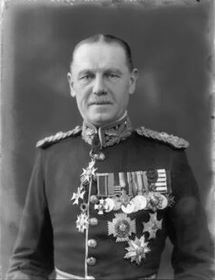 General Sir William Eliot Peyton