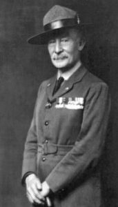 Lieutenant-General Robert Stephenson Smyth Baden-Powel