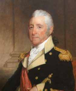 john brooks, governor, massachusetts