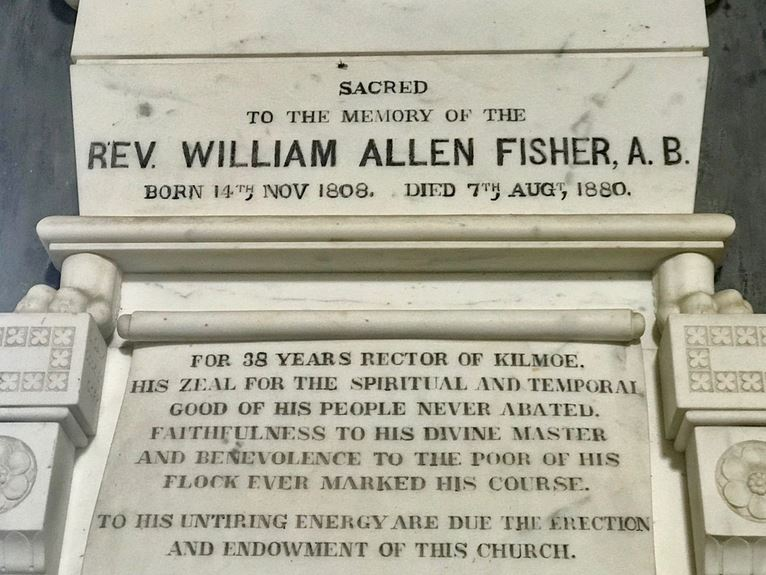 Reverend William Allen Fisher