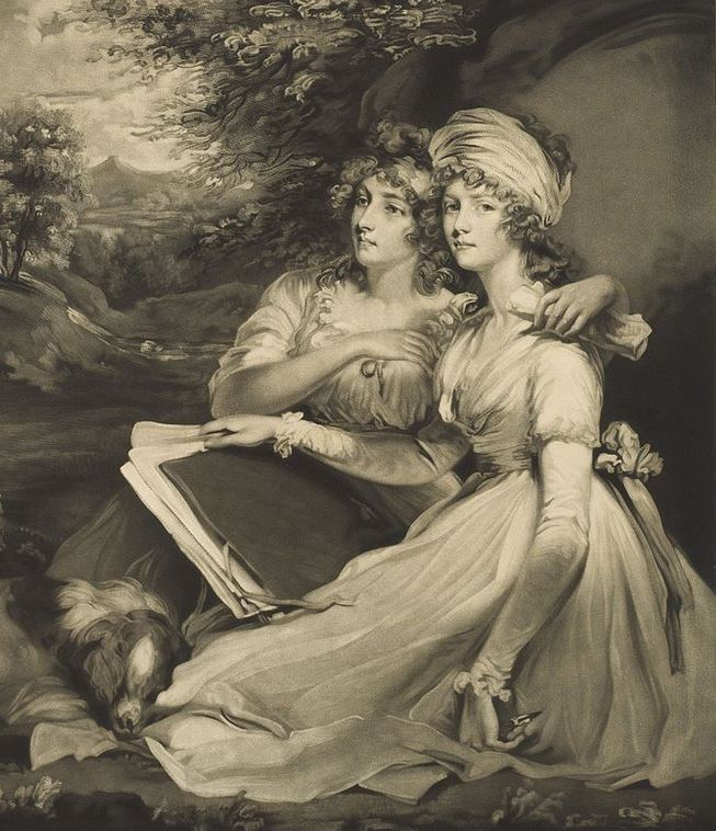 sir thomas frankland, daughters