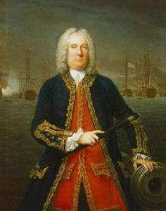 Admiral Thomas Mathews