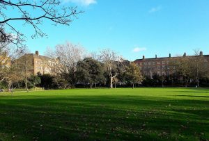 Merrion Square, Dublin