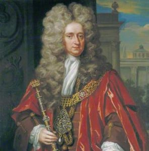 sir william gore, lord mayor