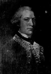Sir Donald Macdonald, 4th Baronet