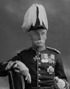 Major General Sir Edmund Leach