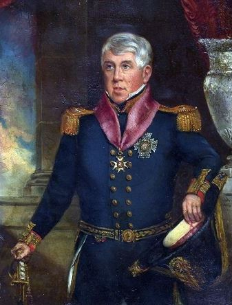 Vice Admiral Sir Thomas Harvey