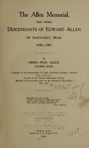 Allen_Memorial