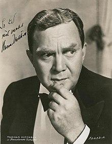 Thomas Mitchell, Actor