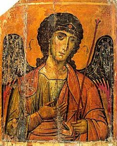 Archangel Michael, St. Catherine Monastery