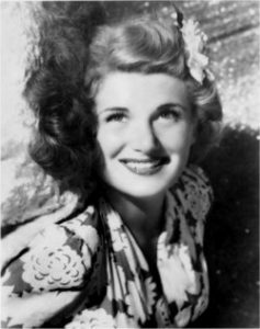 Shirley Mitchell (1919-2013)