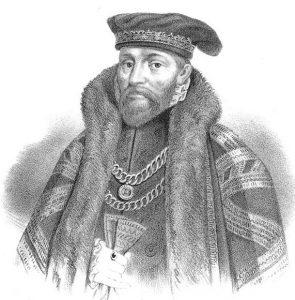 Baron Klas Kristersson Horn