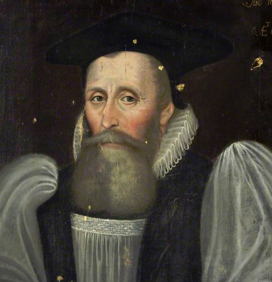 Bishop Nicolas Felton