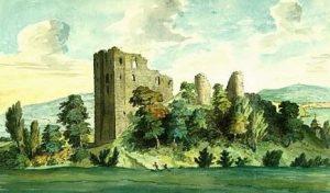 Caus Castle