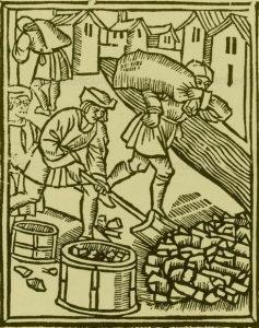 medieval charcoal burners