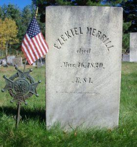Ezekiel Merrill)