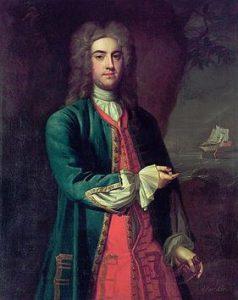 FitzRoy Henry Lee