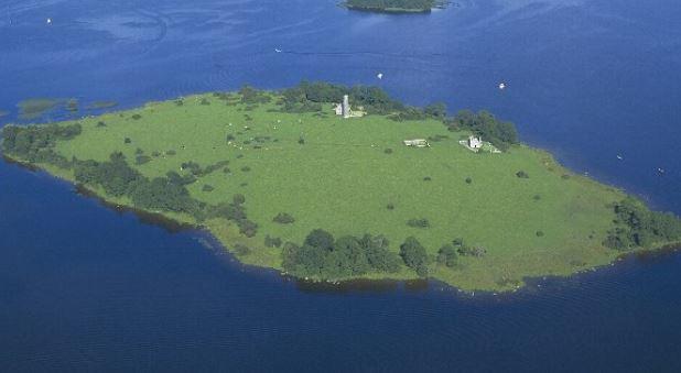 island in Ireland