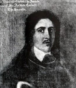 Sir Vincent Corbet, 1st Baronet