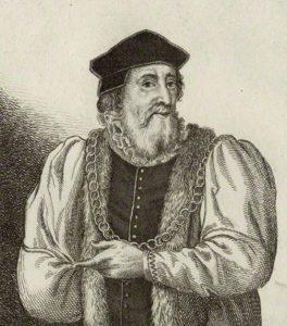 Sir Thomas Leigh