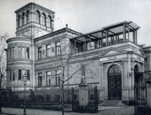 Villa Meyer, Dresden