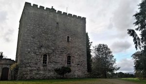 Closeburn Castle