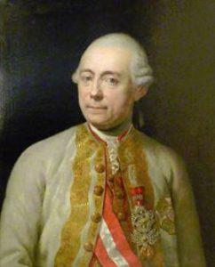 Franz Moritz Graf von Lacy