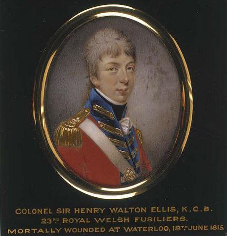 Sir Henry Walton Ellis