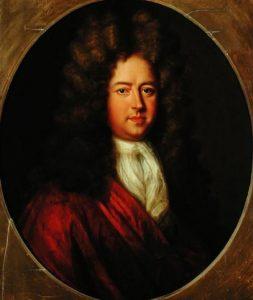 Sir John Gascoigne, 5th Baronet