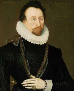Admiral Sir John Hawkins