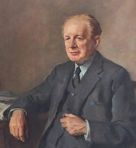 Sir Robert Geoffrey Ellis, 1st Baronet