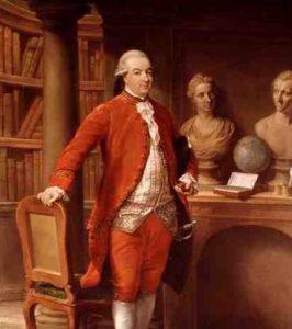 Sir Thomas Gascoigne, 8th Baronet