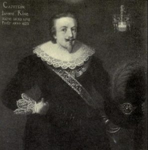 James King, 1st Lord Eythin