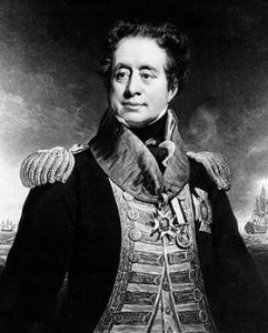 Admiral Sir Richard King, 1st Baronet