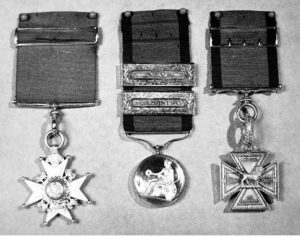 Lieutenant Colonel John Piper
