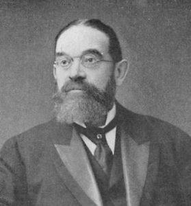 Sir Frank W. Green, 1st Baronet of Belsize Park