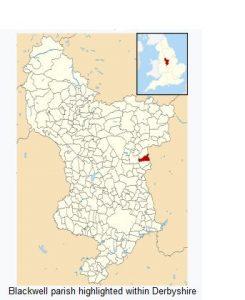 blackwell parish