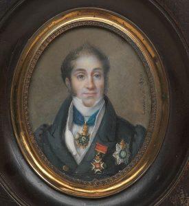 Captain Sir William Howe Mulcaster