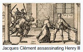 Jacques Clément, assassin of King Henry III