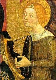medieval Harper