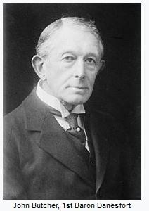 John Butcher, 1st Baronet