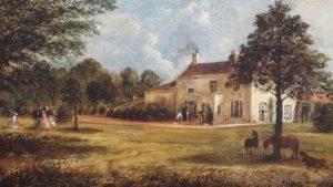Postwick Hall